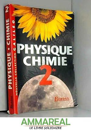 Physique-chimie, seconde. Elève 97: Lecardonnel