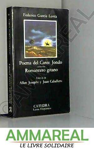 Poema Del Cante Jondo Romancero Gitano: FEDERICO GARCIA LORCA