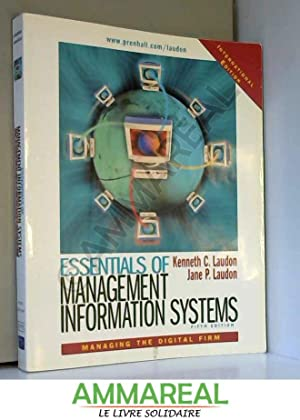 Essentials of Management Information Systems: International Edition: Kenneth C. Laudon
