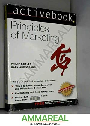 Principles of Marketing, Activebook 2.0: Philip T Kotler