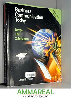 Business Communication Today: International Edition: Courtland L. Bovee,
