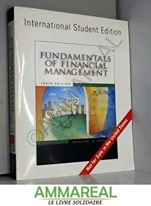 Fundamentals of Financial Management: Eugene F. Brigham