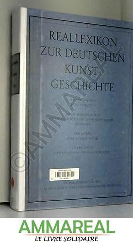 Reallexikon zur deutschen Kunstgeschichte. Lieferung 97: Firstbekrönung: Hrsg: Zentralinstitut für
