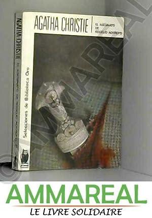 El asesinato De Rogelio Ackroyd: Agatha Christie