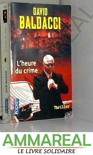 L'heure du crime: David Baldacci