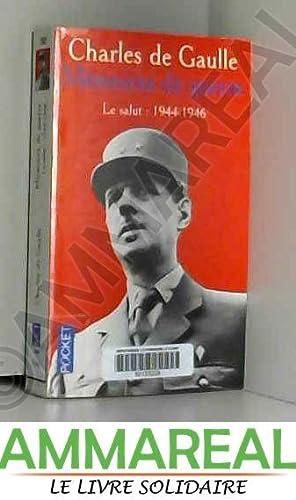 Mémoires de guerre, tome 3 : Le: Charles de Gaulle