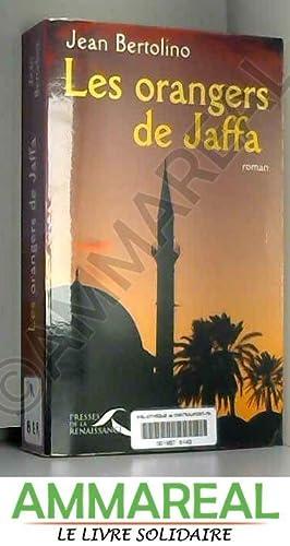 Les Orangers de Jaffa: Jean Bertolino