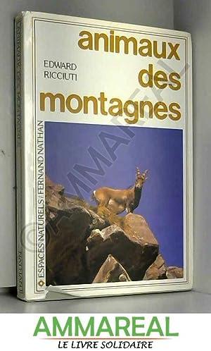 Animaux des montagnes: Edward R. Ricciuti