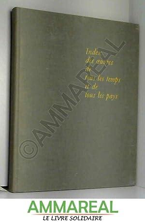 Laffont-Bompiani. Dictionnaire des oeuvres : De tous: Robert Laffont, Bompiani