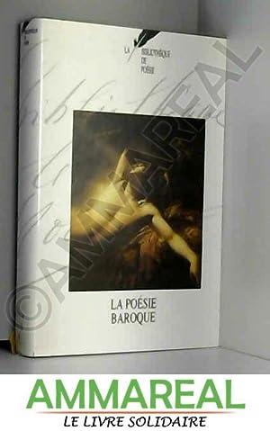 La poésie baroque: Alain Masson