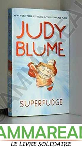 """superfudge by judy blume book report These websites are about author judy blume and her book """"superfudge"""" complete there are links to etheme resources on judy blume and the book """" tales of a fourth grade nothing"""" there are book project ideas, review questions, author biographies, book reviews, and an online jeopardy game."""