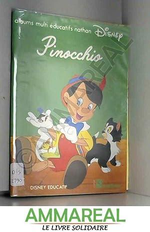 Pinocchio n.alb.educ.: Collectif