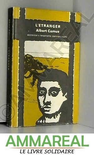 L'Etranger (Methuen's twentieth century French texts) (French: Albert Camus