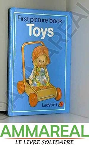 First Picture Book: Toys: Ladybird Books et