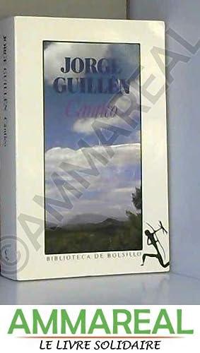 Cantico: JORGE GUILLEN