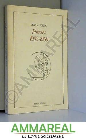 Poesies 1932 69 marcen b 092994: Marcenac J