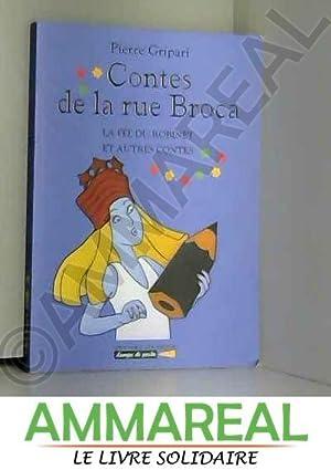 Les contes de la rue de broca abebooks - Conte de la rue broca la fee du robinet ...