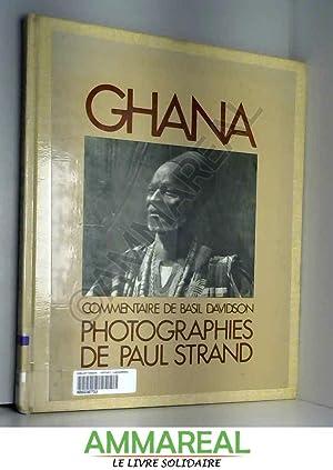 Ghana: Paul Strand et