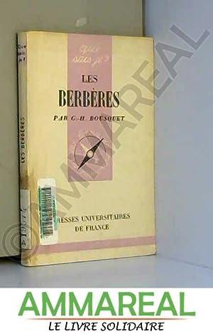 Les Berbères: G.-H. Bousquet