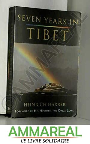 Seven Years in Tibet: Heinrich Harrer et