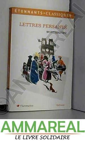 Lettres persanes: Montesquieu et Fabrice