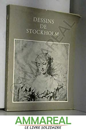 Dessins du Nationalmuseum de Stockholm : Exposition,: Per Bjurström, Bibliothèque