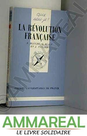 La Révolution française: Frédéric Bluche, Jean