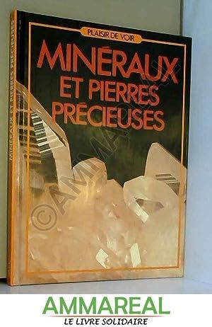 Minéraux et pierres précieuses (Plaisir de voir): Richard Fortey, Mona