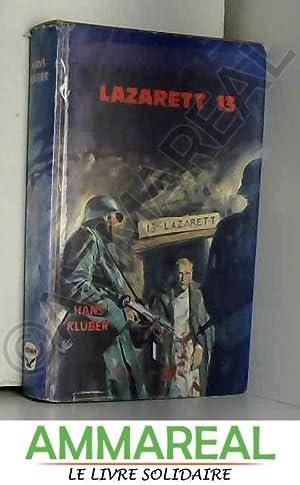 Lazarett 13: Hans KLUBER