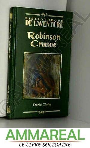 Robinson Crusoé - éditions FABBRI