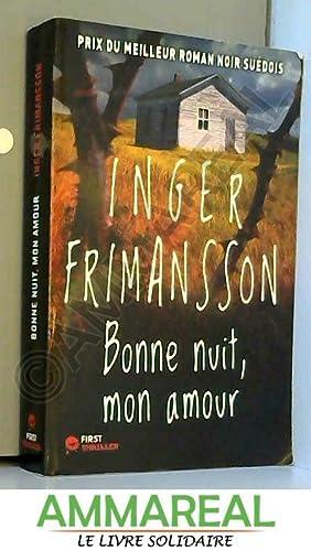 9782754019040 Bonne Nuit Mon Amour First Thriller
