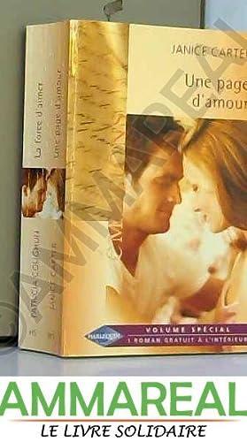 La force d'aimer - Une page d'amour: Patricia Coughlin et