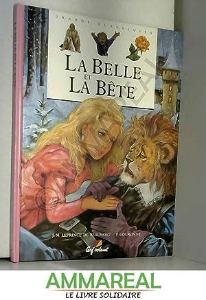 LA BELLE ET LA BETE: Jeanne-marie Leprince de