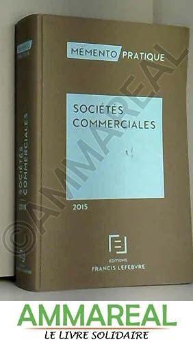 Mémento Sociétés commerciales 2015: PwC