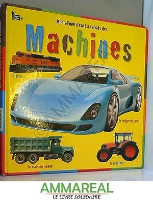 Mon album géant à rabats des Machines: Nancy Sante