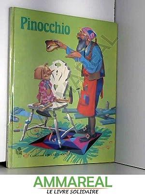 Pinocchio: LANSSADE Claude