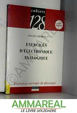 Exercices D Electronique Analogique Livres Abebooks