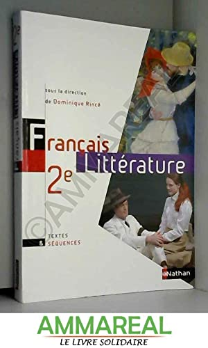 Dominique Rince Francais Litterature Abebooks