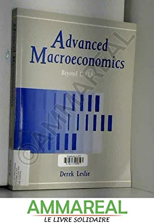 Advanced Macroeconomics: Beyond IS/LM