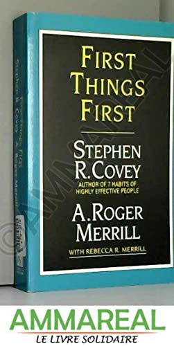 Stephen R Covey Seller Supplied Images Abebooks