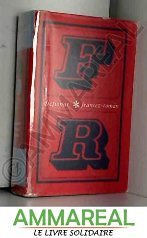 Dictionnaire Roumain Used Abebooks