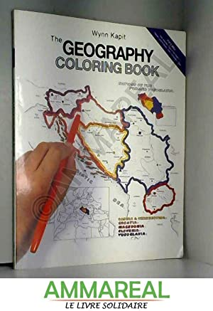 kapit - geography coloring book - AbeBooks