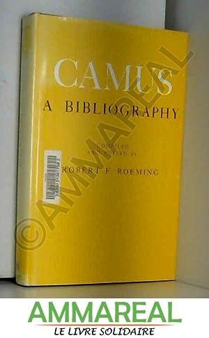 camus bibliography