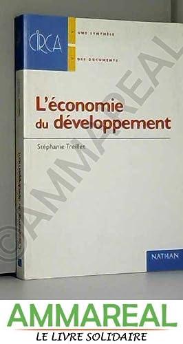 L'économie du développement: Stéphanie Treillet