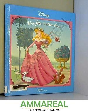 Une fête inattendue : Une histoire inédite: Walt Disney
