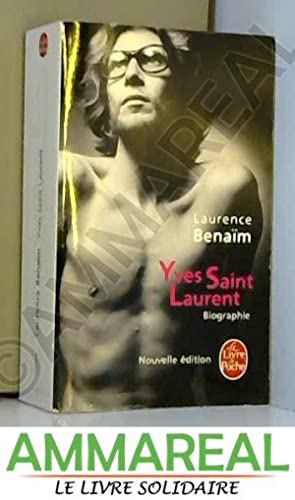 Benaim Yves Saint Laurent Books Abebooks
