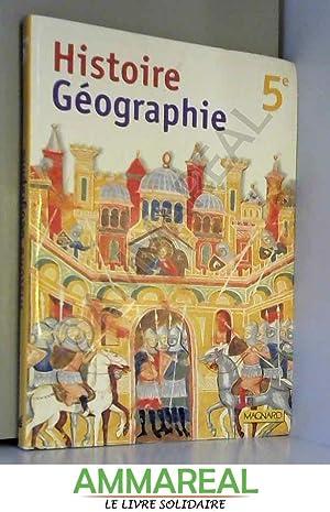 Histoire Geographie 5eme Abebooks