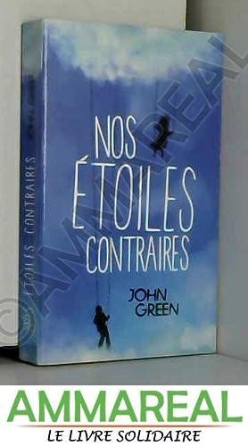 Nos étoiles Contraires De John Green Les Livres Deve