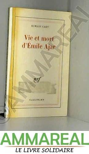 Vie et mort d'Émile Ajar: Romain Gary