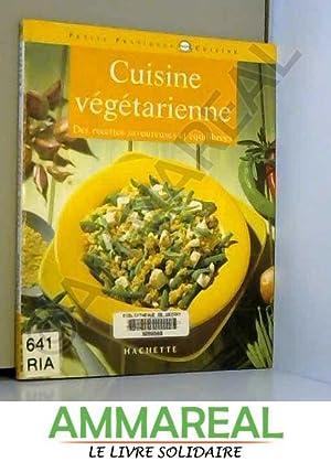 Cuisine végétarienne: Barbara Rias-Bucher